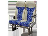 乘客座椅JL04-15