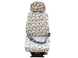 司机座椅JL06S-01