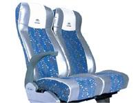 乘客座椅JL04-19